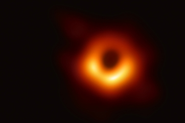 Black hole. Image: Event Horizon Telescope