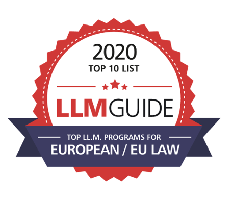 Top LLM Program EU Law